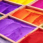 Epoxy polyester powder paints