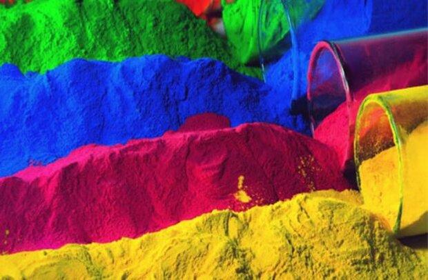 رنگ های پودری نانو