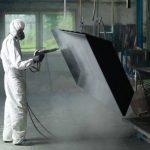 Introduction to electrostatic powder paint